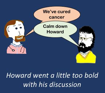 Life in the Laminin Lab - Discussion