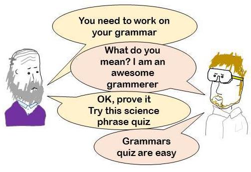 grammars quiz