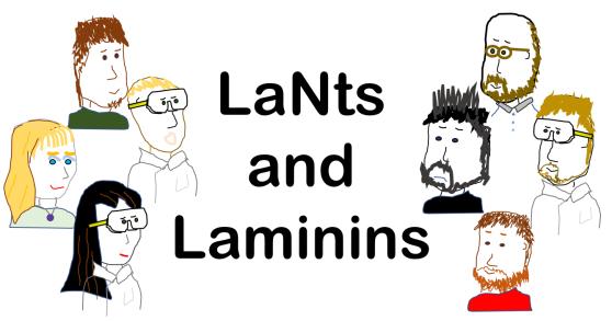 LaNts and Laminin logo