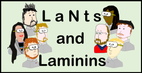 LaNts and Laminins Logo