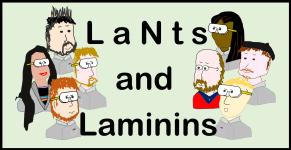 LaNts and Laminins Logo