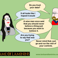 Game of Laminins - wide man