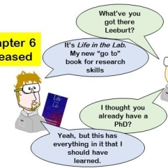 Life in the Lab chpt6 release